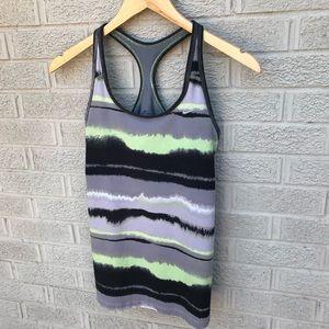 Nike Dri-Fit Tie Dye Racerback Tank Top